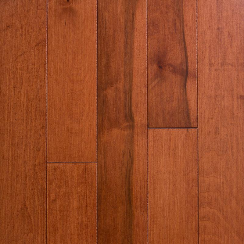 Red oak hardwood flooring prefinished laminate wood floor for Prefinished oak flooring